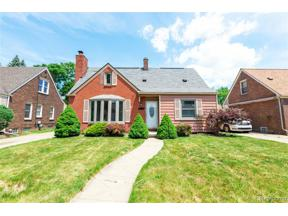 Property for sale at 15560 ANGELIQUE AVE, Allen Park,  Michigan 48101