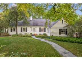 Property for sale at 1116 HARDING ST, Plymouth,  Michigan 48170