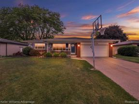 Property for sale at 11536 Villa Ct, Warren,  Michigan 48093