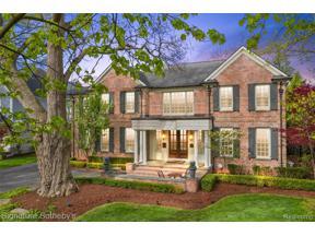 Property for sale at 1431 PILGRIM AVE, Birmingham,  Michigan 48009