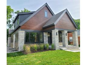 Property for sale at 2351 DORCHESTER RD, Birmingham,  Michigan 48009