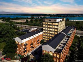 Property for sale at 6533 E JEFFERSON AVE  436 436, Detroit,  Michigan 48207