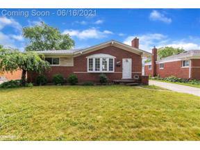 Property for sale at 28736 ADLER, Warren,  Michigan 48088