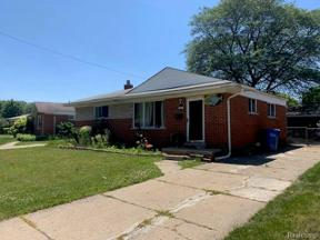Property for sale at 26719 KELSEY DR, Warren,  Michigan 48091