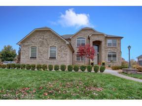 Property for sale at 41919 WOLFE PASS, Novi,  Michigan 48377