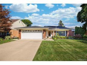 Property for sale at 4421 SHENANDOAH AVE, Allen Park,  Michigan 48101