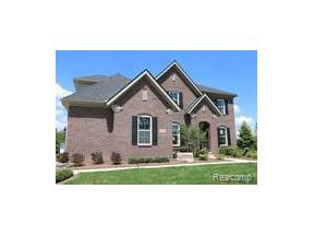 Property for sale at 47752 ALPINE DR, Novi,  Michigan 48374