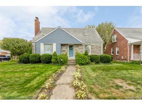 Property for sale at 7505 PARK AVE, Allen Park,  Michigan 48101