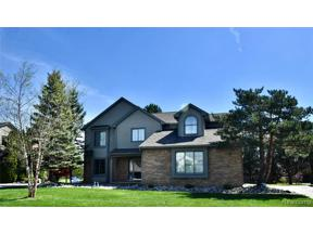 Property for sale at 8864 TRILLIUM LANE, Plymouth,  Michigan 48170