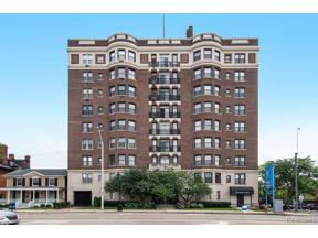 Property for sale at 2900 E Jefferson AVE C8 C8, Detroit,  Michigan 48207