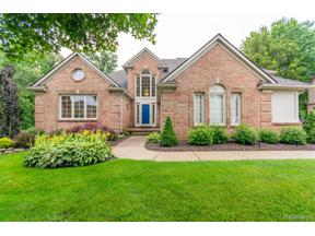 Property for sale at 12274 WOODLANDS CRT, Plymouth Twp,  Michigan 48170