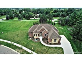 Property for sale at 29250 BRUSH PARK CRT, Novi,  Michigan 48377