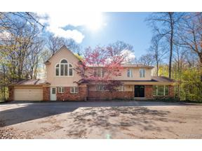 Property for sale at 280 CANTERBURY RD, Bloomfield Hills,  Michigan 48304