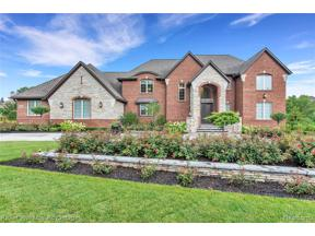 Property for sale at 47750 Casa Loma CRT, Novi,  Michigan 48167