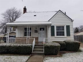 Property for sale at 15878 MEYER AVE, Allen Park,  Michigan 48101