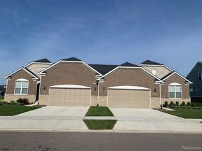 Property for sale at 48640 Windfall, Novi,  Michigan 48374