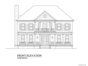 Property for sale at Lot 20 Spring ST, Plymouth,  Michigan 48170