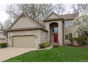 Property for sale at 35661 N CROSS CRK, Farmington Hills,  Michigan 48331