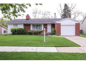 Property for sale at 595 BYRON ST, Plymouth,  Michigan 48170