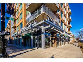 Property for sale at 3670 WOODWARD AVE # 4/201  201 201, Detroit,  Michigan 48201