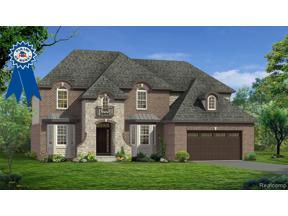 Property for sale at 43670 ELLESMERE CRT, Novi,  Michigan 48377