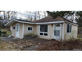 Property for sale at 29825 BOCK ST, Garden City,  Michigan 48135