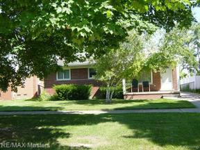 Property for sale at 18796 WICK RD, Allen Park,  Michigan 48101