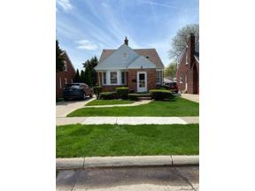 Property for sale at 15099 REGINA AVE, Allen Park,  Michigan 48101