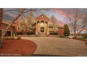 Property for sale at 10700 Bogie Lake RD, White Lake Twp,  Michigan 48386