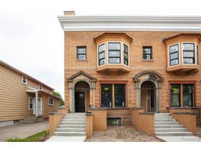 Property for sale at 1627 LEVERETTE ST, Detroit,  Michigan 48216