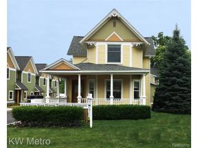 Property for sale at 263 S Union ST 1 1, Plymouth,  Michigan 48170