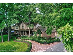 Property for sale at 635 WILLOW GLEN CRT, Bloomfield Hills,  Michigan 48304