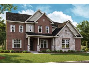 Property for sale at 47476 VILLA TERRACE CRT, Novi,  Michigan 48374
