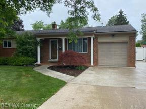 Property for sale at 529 N SHELDON RD, Plymouth,  Michigan 48170