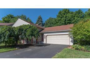 Property for sale at 1981 ROXBURY RUN, Wixom,  Michigan 48393