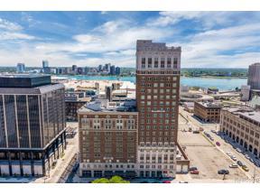 Property for sale at 525 W LAFAYETTE BLVD 14A 14A, Detroit,  Michigan 48226