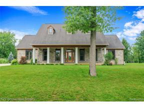 Property for sale at 1155 LAKE LANE DR, White Lake Twp,  Michigan 48386