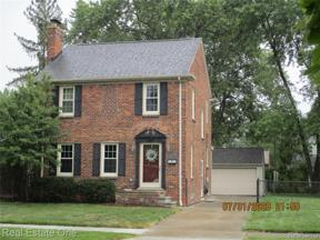 Property for sale at 15109 MCLAIN, Allen Park,  Michigan 48101