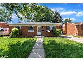 Property for sale at 8354 CHRISTINE, Warren,  Michigan 48093