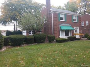 Property for sale at 7427 ROSEDALE BLVD, Allen Park,  Michigan 48101