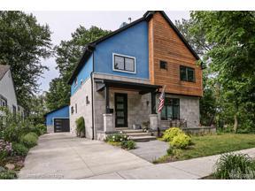 Property for sale at 65 Sylvan AVE, Pleasant Ridge,  Michigan 48069