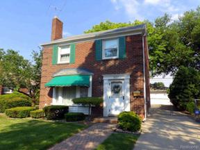 Property for sale at 7427 ROSEDALE, Allen Park,  Michigan 48101