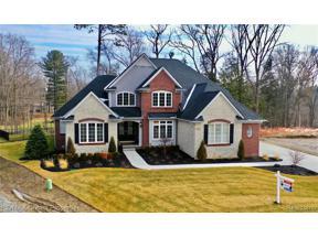 Property for sale at 22621 MONTEBELLO CRT, Novi,  Michigan 48375