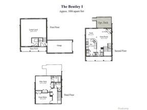 Property for sale at 13656 CHINKAPIN DR, Van Buren Twp,  Michigan 48111