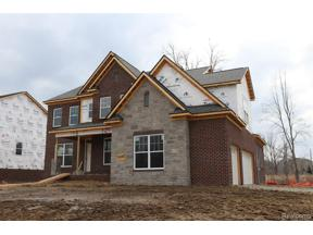 Property for sale at 43729 BOLINGBROOKE LN, Novi,  Michigan 48377