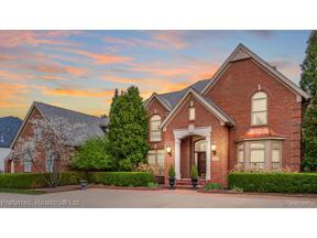 Property for sale at 20880 Turnberry BLVD, Novi,  Michigan 48167