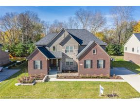 Property for sale at 47691 ALPINE DR, Novi,  Michigan 48374
