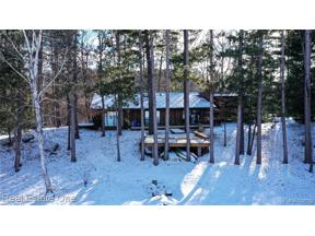 Property for sale at 1261 LAKE GEORGE RD, Oakland Twp,  Michigan 48363