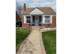 Property for sale at 14600 Arlington AVE, Allen Park,  Michigan 48101