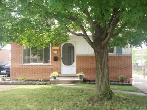 Property for sale at 15265 PARIS ST, Allen Park,  Michigan 48101